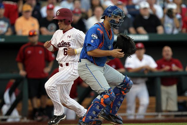 SEC Baseball Tournament 2012: Mike Zunino's Bat Will Propel Gators Past Vandy
