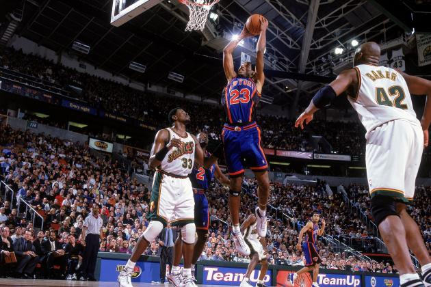 NY Knicks: Franchise Doubly Cursed by Patrick Ewing?
