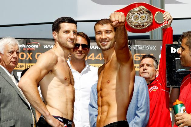 Froch vs. Bute: IBF Super Middleweight Showdown Deserves More Hype