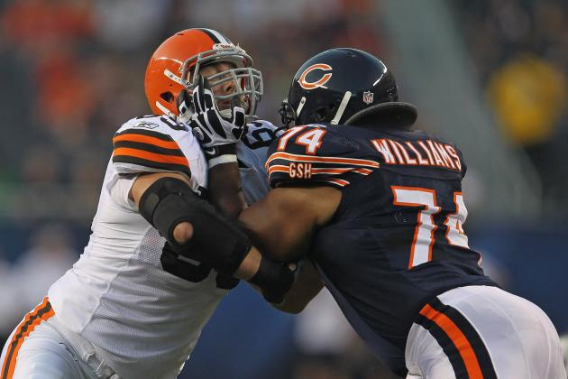 Chicago Bears: Intense Position Battle Heating Up at Left Tackle
