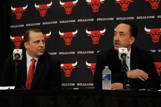 NBA Draft 2012: Why Trading Up Doesn't Make Sense for Chicago Bulls