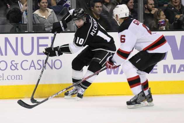 Kings vs. Devils: Why Stanley Cup Foes Are Evenly Matched
