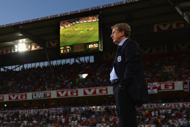 Norway 0-1 England: Tactical Analysis of Roy Hodgson's Intentions