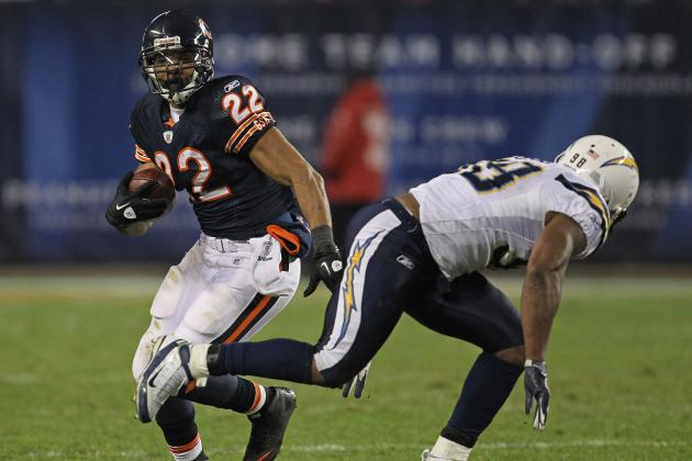 NFL Rumors: Chicago Bears Shouldn't Let Matt Forte's Knees Stall Extension