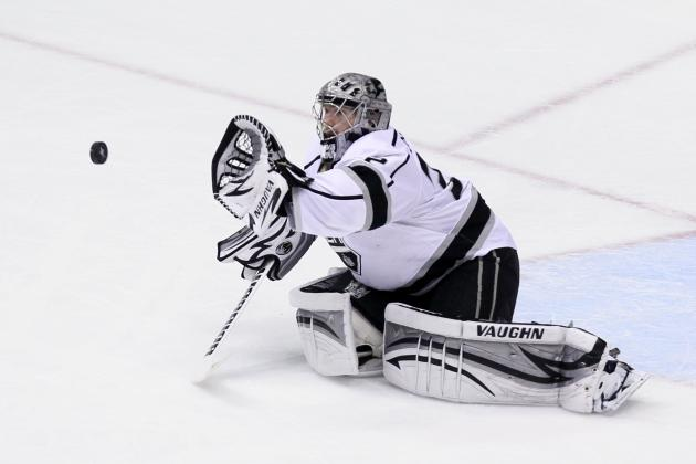 Stanley Cup Predictions 2012: Conn Smythe Has Jonathan Quick Written All over It
