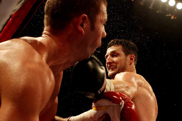 Froch Exposes Bute: 5th Round TKO Needs No Rematch