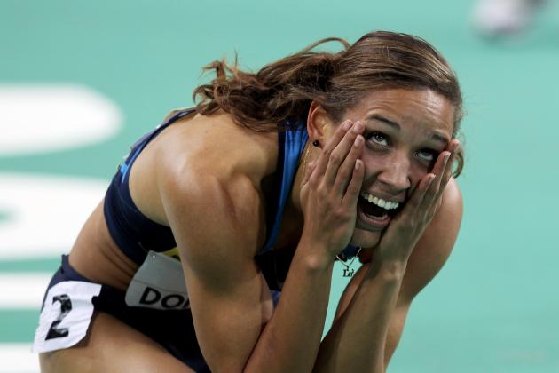 Lolo Jones Reconciles Her Public Nudity and Public Virginity