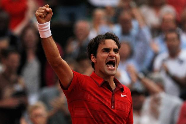 Roger Federer: Examining Fed's Brutal Road to 2012 French Open Finals
