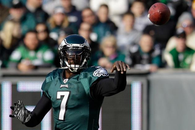 Vick Learns Critics Are Still Lurking