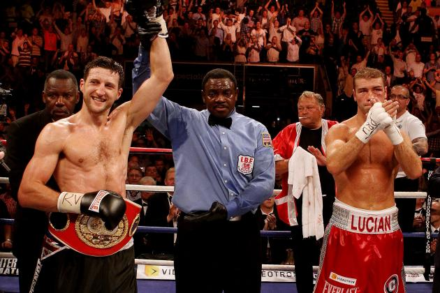 Froch vs Bute Results: After KO, Former Champ Deserves a Title Rematch