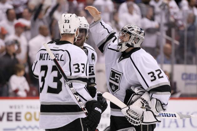 2012 Stanley Cup Finals: Why Jonathan Quick Will Win the Cup for the Kings