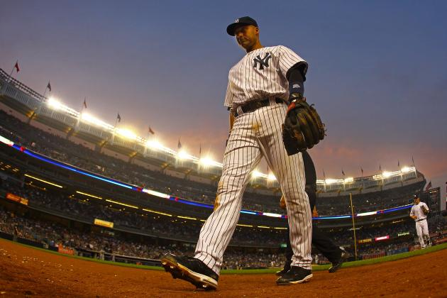 Derek Jeter Shuns Time, Sets Sights on Cal Ripken Jr.
