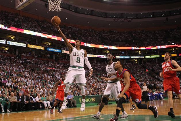 Rajon Rondo Comes Through in the Clutch, Scores Triple-Double and Game 7 Victory