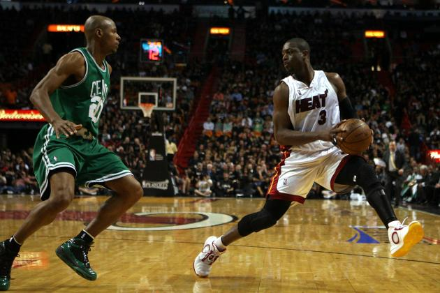 Dwyane Wade-Ray Allen Matchup Will Be Key in Eastern Conference Finals