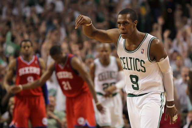 NBA Playoffs 2012: Rondo Drives Celtics Past Sixers in Game 7 with Triple-Double