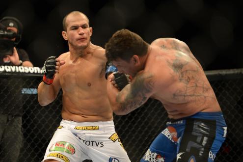 UFC 146 Main Card Results: What's Next for Junior Dos Santos?