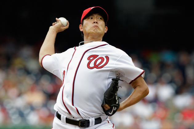 Washington Nationals' Rotation Shake Up: Chien-Ming Wang In, Ross Detwiler out