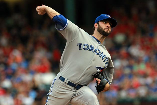 Is Brandon Morrow the Best Right-Handed Starter in the AL East?
