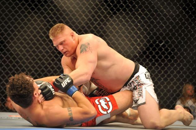 WWE: Brock Lesnar Appears at UFC 146, 'Possibly' Returning to UFC, What's Next?
