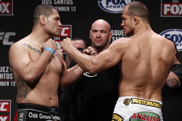 UFC 146 Results: Dana White Hints at Junior Dos Santos, Cain Velasquez Rematch