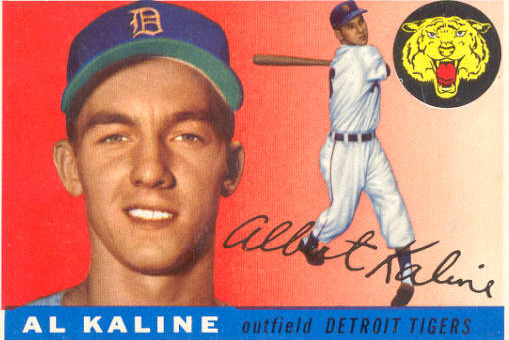 Al Kaline, My Father and the Baltimore Connection