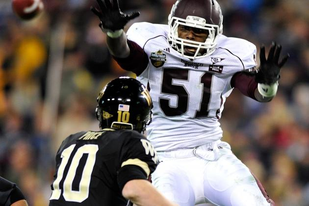 SEC Football Top 150 Players: No. 95, Deontae Skinner, Mississippi State LB