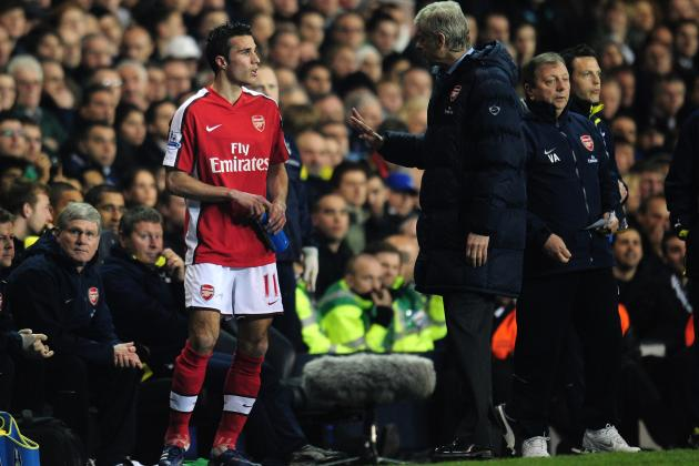 Arsene Wenger Must Stick to Principles in Brewing Robin Van Persie Saga