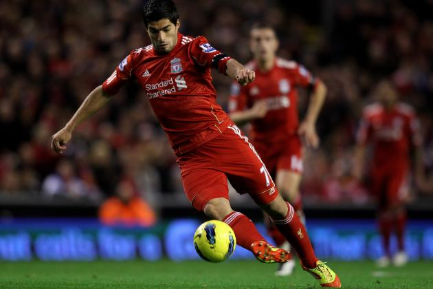 Liverpool: Remembering the 2011-12 EPL Season (Game 13/38)