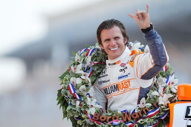 Dan Wheldon: Honoring Indy 500 Legend Heading Into Today's Race