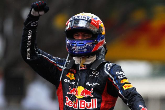 Monaco Grand Prix 2012 Winner: Mark Webber Captures Great Win from the Pole