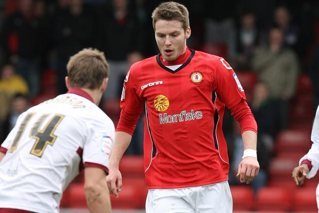 Arsenal Must Beat Manchester United to Signing of Nick Powell
