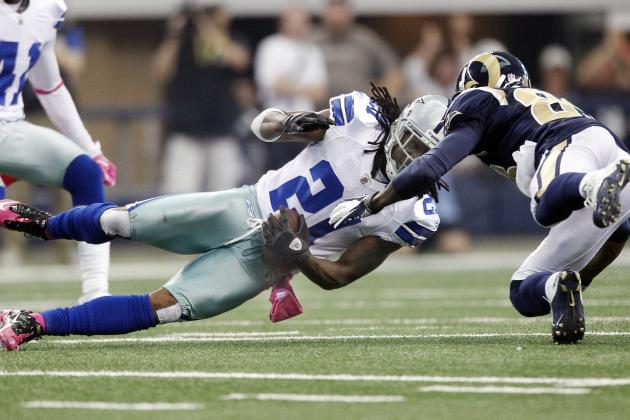 Dallas Cowboys Need to Keep Mike Jenkins at All Costs