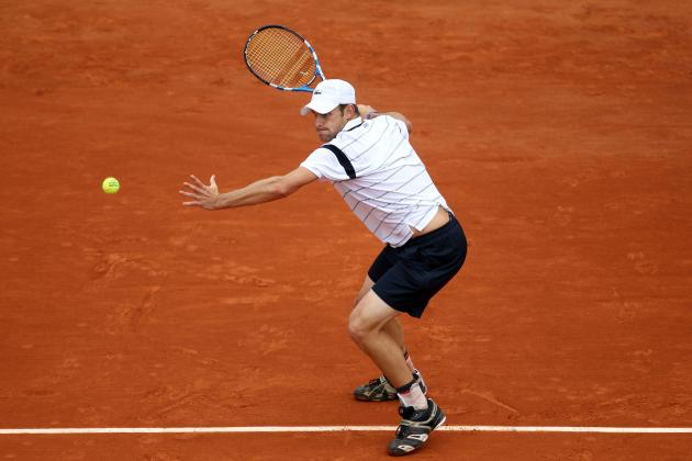 French Open 2012: Andy Roddick Ousted in the First Round
