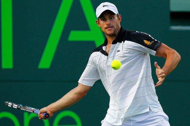 Andy Roddick: American Star Ousted in First Round of French Open 2012
