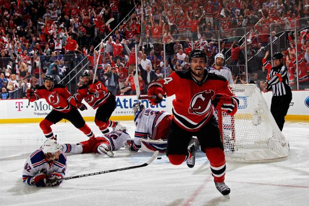 Stanley Cup Playoffs 2012: Who Exactly Is the New Jersey Devils' Adam Henrique?