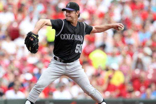 The End Appears Near for Jamie Moyer in Colorado