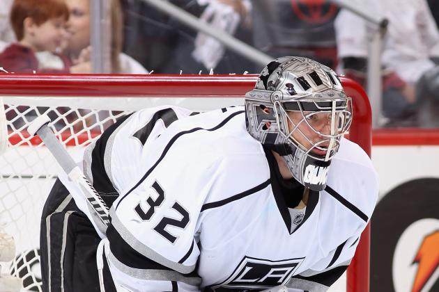 2012 NHL Playoffs: L.A. Kings Will Win Behind Goalie Jonathan Quick