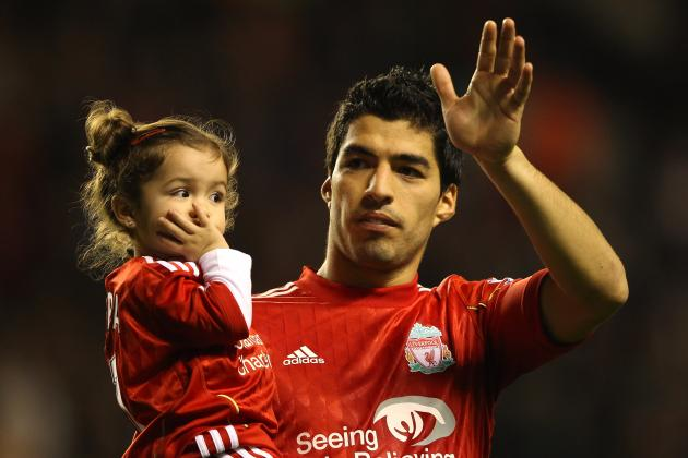 Liverpool Transfer Rumors: Reds Must Cash In on Luis Suarez's Value