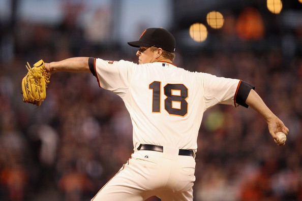 5 Explanations for Matt Cain's Elevated Strikeout Totals in 2012
