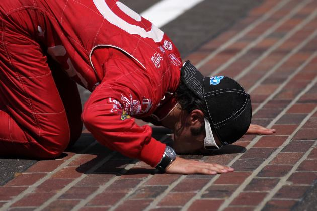 Video: Watch Franchitti Win Indy-500 Final Lap
