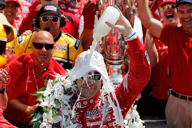 Indy 500 2012: Dario Franchitti's Win Is Tainted