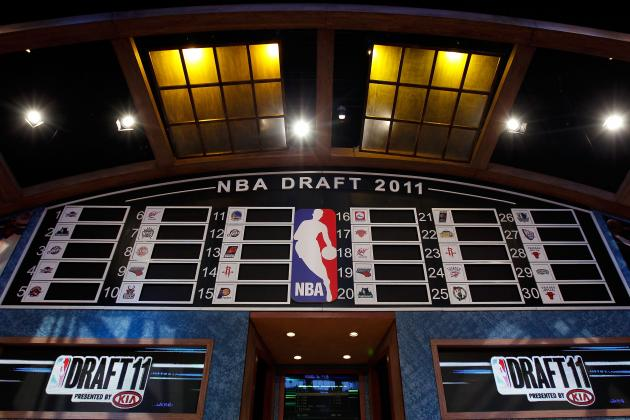 NBA Draft Lottery 2012: Predicting Winners and Losers Based on Draft History