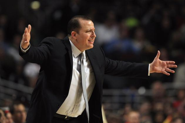 Tom Thibodeau: How Does the Chicago Bulls Coach Rate Against Gregg Popovich?