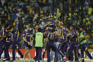 IPL: Kolkata Knight Riders Win Maiden Title in Fifth Edition of the League