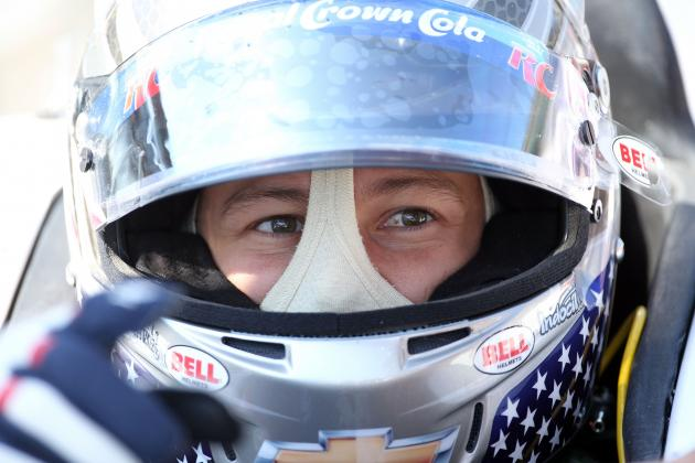 Indy 500 2012 Results: Late Wreck a New Low for Marco Andretti