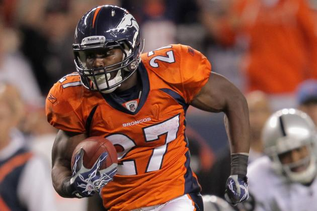 NFL Rumors: Is Knowshon Moreno Part of Denver Broncos' Long-Term Plans?
