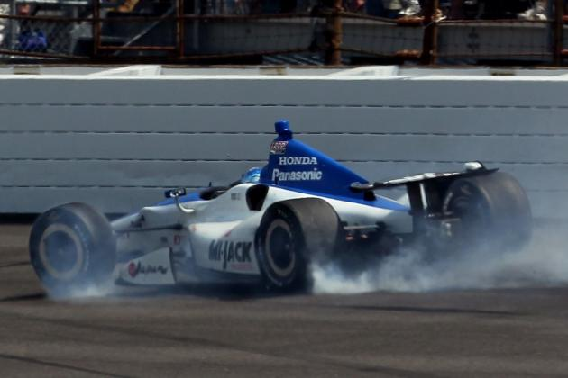 Indy 500 2012: Analyzing Takuma Sato's Controversial Last-Lap Move