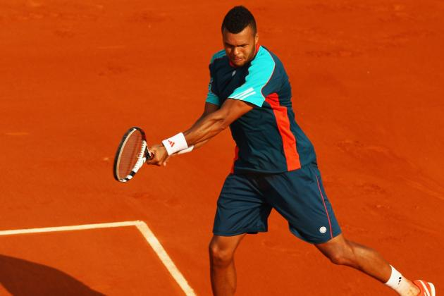 French Open 2012: Not Many Surprises on Day 1