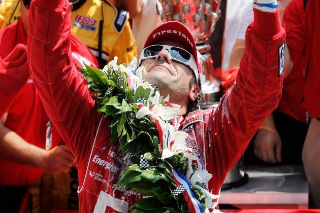 Indy 500 2012: Dario Franchitti's Victory a Fitting Tribute to Dan Wheldon