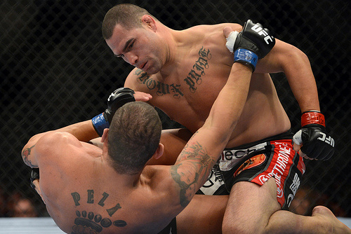UFC 146 Results: What's Next for Cain Velasquez